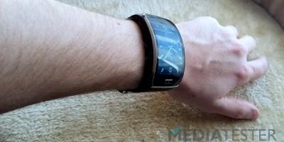 Samsung Gear S - MediaTester.pl