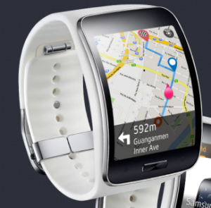 gps samsung gear s mediatester