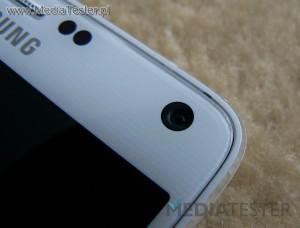 Samsung GALAXY Note 4 głośnik, czujniki, kamera przednia
