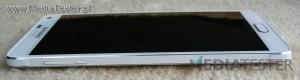 Samsung GALAXY Note 4 lewy bok