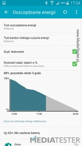 Samsung GALAXY Note 4 - szybkie ładowanie