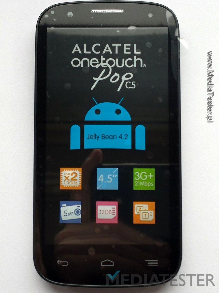 Alcatel pop c5 user manual