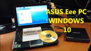 Instalacja Windows 10 z płyty DVD