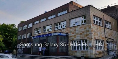 Samsung Galaxy S5 HDR Foto i Wideo