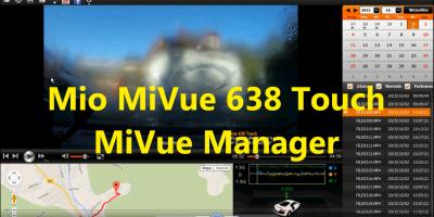 MiVue Manager Mio - Program Do Przeglądania Nagrań z Wideo Rejestratora