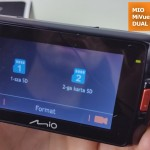 MiVue 638 Touch Dwie Karty Pamięci TEST (2)