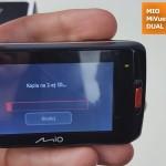 MiVue 638 Touch Dwie Karty Pamięci TEST (3)