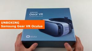 Samsung Gear VR UNBOXING i Pierwsze Uruchomienie