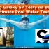 Test Wodoszczelności Samsung Galaxy S7 Na Basenie (POOL TEST)