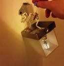 Jak Zlikwidować Żarzenie Się Żarówki LED (Kondensator 220 nano 305V) 2 zł