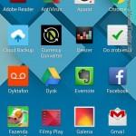 Alcatel onetouch pop c7 screenshots