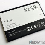 alcatel onetouch pop c7 bateria przód