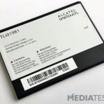 alcatel onetouch pop c7 bateria tył