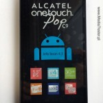 alcatel onetouch pop c9 przód