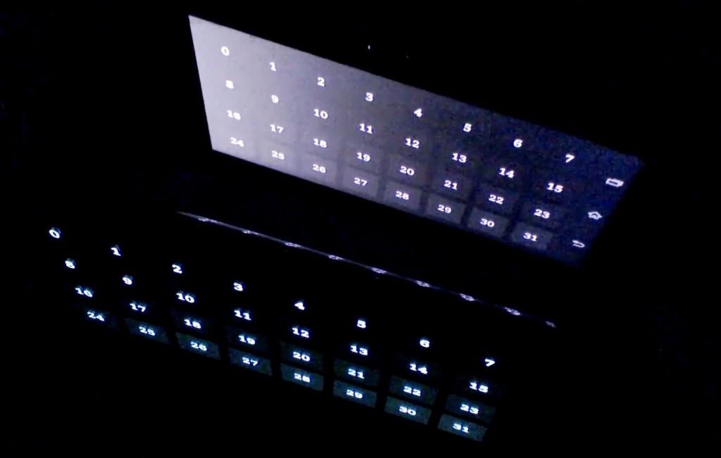 LCD TFT IPS z Sony Xperia Z3 Compact w porównaniu do ekranu Super AMOLED IPS z Samsung Galaxy S4
