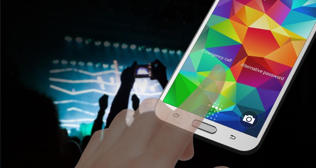 Samsung GALAXY S5 - Unboxing i Recenzja Smartfona - CZYTNIK LINII PAPILARNYCH